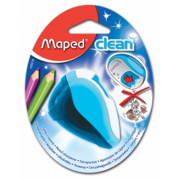 TAILLE-CRAYON CLEAN 2TROUS...