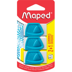 2+1 GOMMES PRÉCISION MAPED