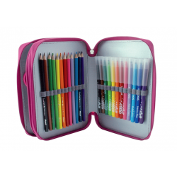 TROUSSE SCOLAIRE GARNIE GIRLY