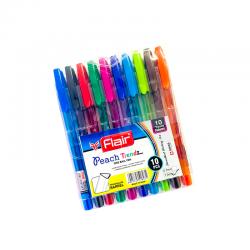 Pochette de 10 stylos Flair...