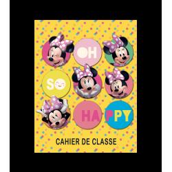 Cahier de Classe Disney