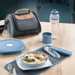 PACK LUNCH ADULTE Bleu