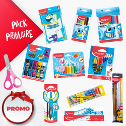 PACK FOURNITURE SCOLAIRE...