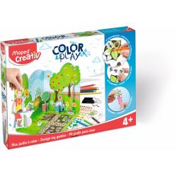 Mon jardin à créer color &...
